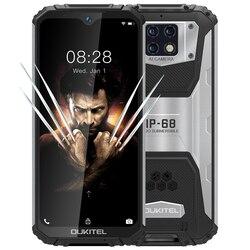 OUKITEL WP6 10000mAh 6 ГБ Оперативная память 128 Гб Встроенная память 6,3 дюймпротивоударный мобильный телефон MT6771T Octa Core 4G Прочный смартфон 48MP тройной Каме...