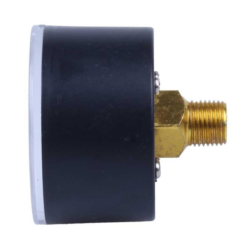 0-12BAR 0-170PSI 10mm gwint gazu pompa powietrza manometr manometr sprężarki