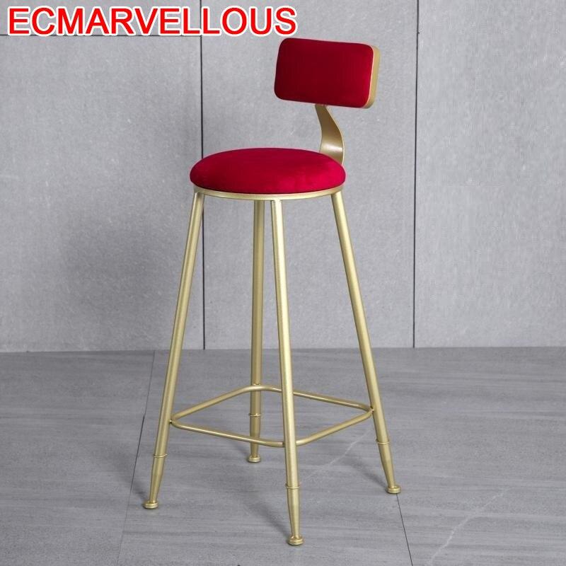 Cadir Comptoir Silla Para Taburete La Barra Stuhl Bancos Moderno Sgabello Stool Modern Cadeira Tabouret De Moderne Bar Chair