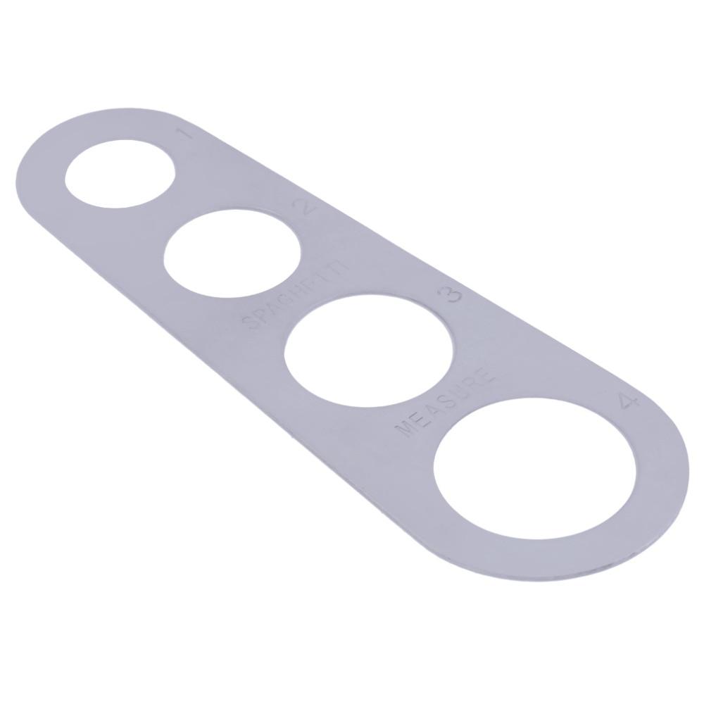 New Stainless Steel Pasta Spaghetti Measurer Measure Tool Kitchen Gadget Durable