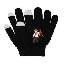 TV Highschool d × d rękawiczki bawełniane ciepłe rękawiczki antypoślizgowe rękawiczki do ekranu dotykowego męskie rękawiczki biznesowe rękawiczki kobieta mężczyzna rękawiczki tanie tanio Unisex Włókno bambusowe COTTON Dla dorosłych Cartoon Nadgarstek Moda SHOUTAO