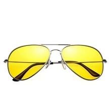 Горячая Распродажа алюминиево-магниевые очки ночного видения для водителей, поляризованные солнцезащитные очки для вождения