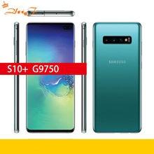 Samsung Galaxy S10 + S10 artı G9750 çift Sim 128GB ROM 8GB RAM Octa çekirdek 6.4