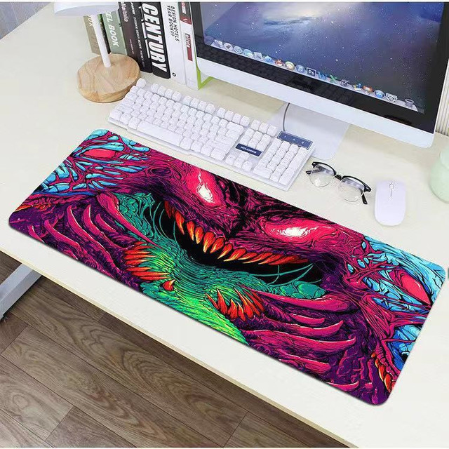 80x30cm Xl Lockedge Large Gaming Mouse Pad Computer Gamer Keyboard Mouse Mat Hyper Beast Desk Mousepad For Pc Desk Pad Super Deal 46da1 Cicig