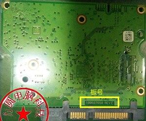 Оригинальная материнская плата, плата жесткого диска 100687658 Rev C Seagate, настольный жесткий диск, печатная плата