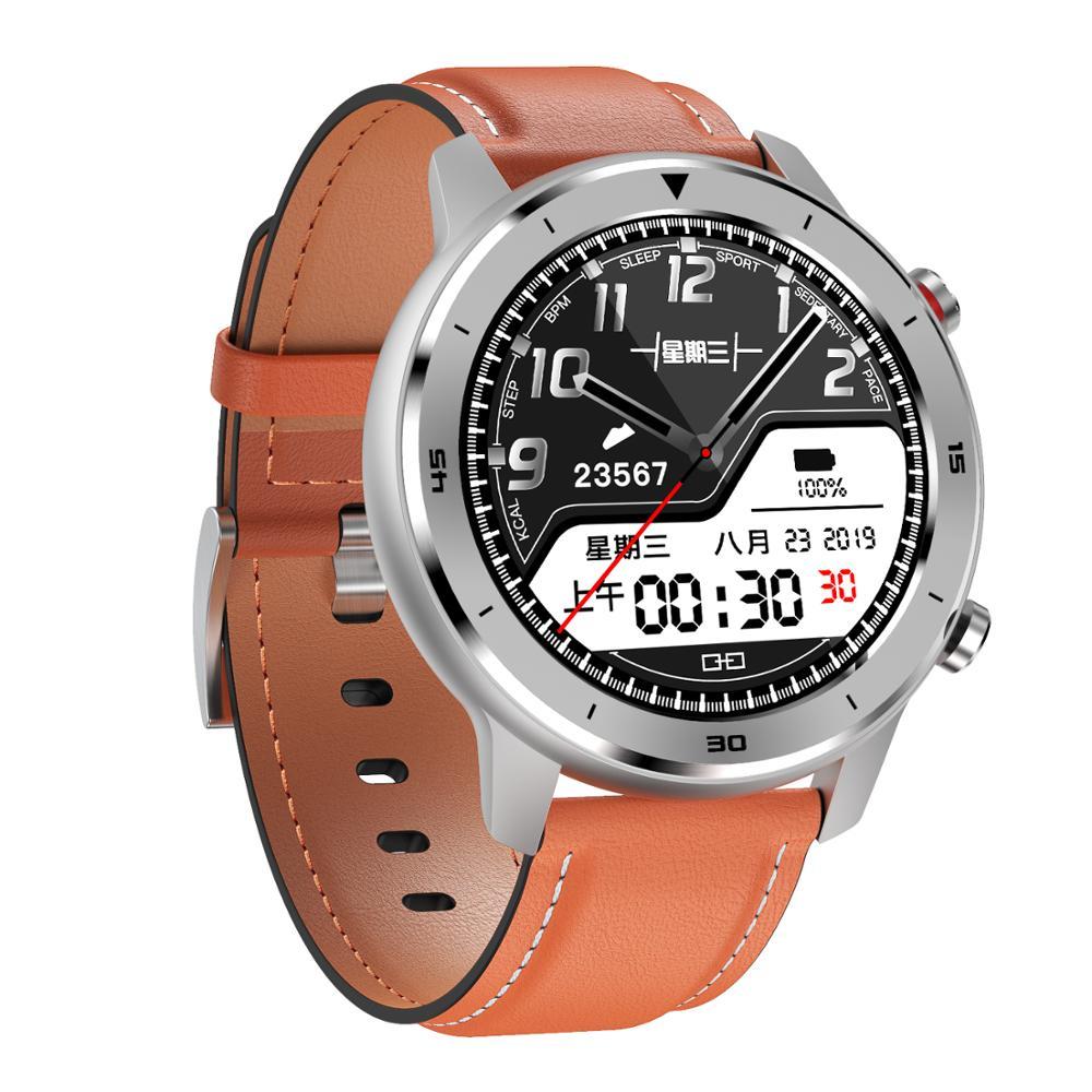 DT78 Smart Watch Men Women Full Round Full Touch Screen Smart Watch Band Pedometer Smartwatch Heart Rate Monitor Smart Bracelet