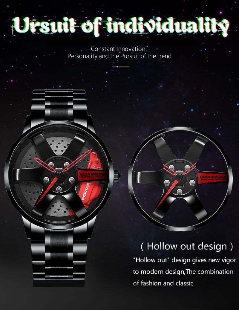 H0e4b6e164ca048ab97493432f6c340d0x NEKTOM Men's Watch Waterproof Sport Watch