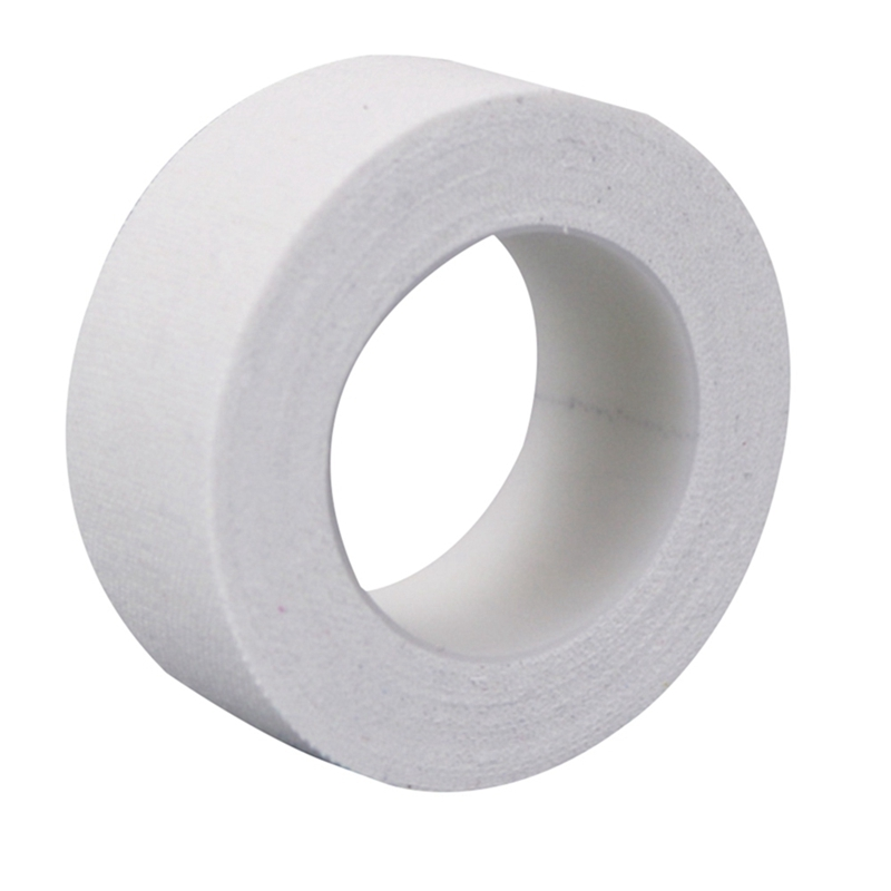 2cm*5m Tape Adhesive Plaster Gauze Fixation Tape First Aid Supplies Wound Dressing Breathable Cotton Cloth Tapes
