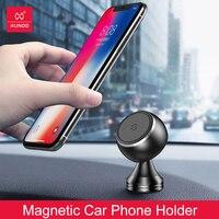 Suporte do telefone do carro magnético xundd para iphone 7 plus samsung s10 xiaomi universal respiradouro de ar montagem titular do telefone metal suporte