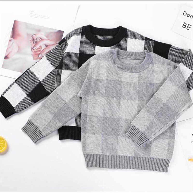 Kinderen trui Hot Koop Lente/Herfst Kinderen Truien Katoen rooster Jongen Truien Voor 1-6 jaar kinderen dragen Meisje Kleding