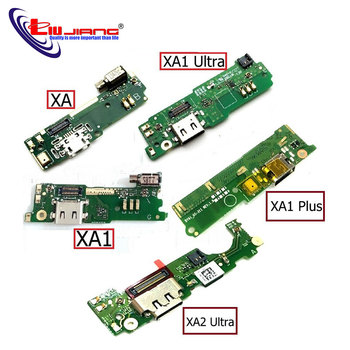 Charger USB Board Charging Port Dock Module For Sony Xperia XA XA1 XA1 Ultra XA2 Ultra XA1 Plus G3121 G3112 G3421 G3412 F3111 magnetic switch wireless bluetooth stereo earphone neckband ecouteur auriculares for sony xperia xa xa1 ultra dual