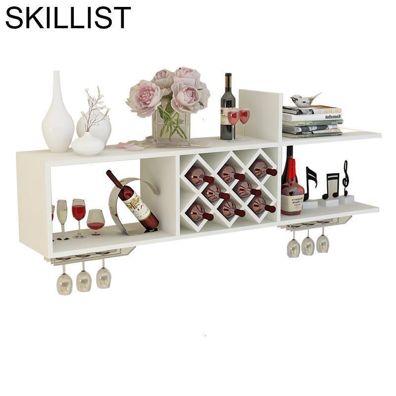 Per La Casa Kast Sala Shelves Gabinete Cristaleira Table Desk Cocina Storage Meube Mueble Furniture Shelf Bar Wine Cabinet