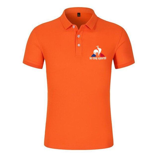 Brand New Men's Polo Shirt High Quality Men Cotton Short Sleeve Shirt Solid Color Brands Jerseys Summer Mens Polo Shirts 5