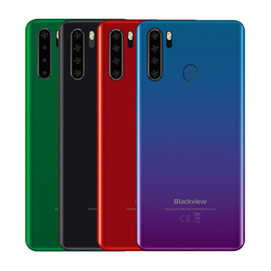 "Image 5 - Blackview móvil A80 Pro, 4GB + 64GB, 4680mAh, 6,49 "", 4G, teléfono móvil con cámara cuádruple trasera, versión Global"