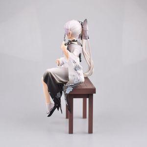 Image 3 - Alphamax Yosuga No Sora Sora Kasugano Kimono Ver. Nhựa PVC Anime Hình Đồ Chơi Mô Hình Cô Gái Sexy Sưu Tập Búp Bê Tặng