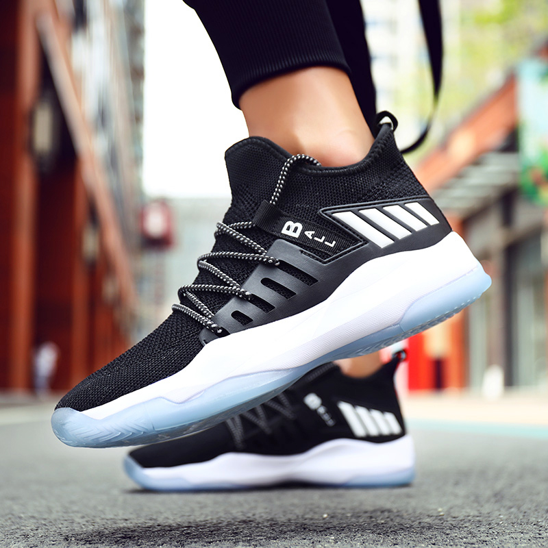 Lightweight Basketball Shoes for Men Breathable Non-slip Cushioning Shoes Jordan 11 Men's Outdoor Sports Shoes Zapatillas Hombre