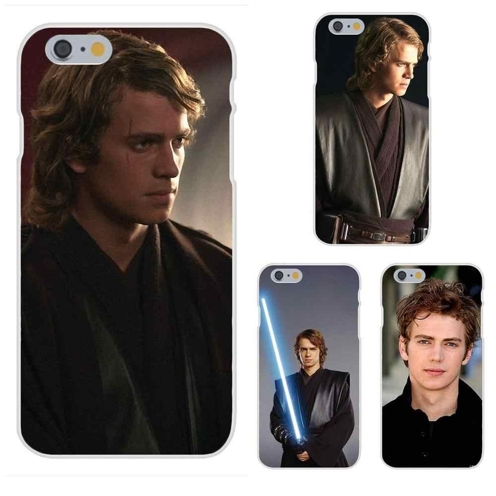 Soft Case Telefone Tpu Para 4i 4C 4 3 Xiao mi mi mi mi mi mi mi 5 5S 5X6 6X8 SE Pro Lite A1 Max mi x 2 Nota 3 4 Hayden Christensen Estrela