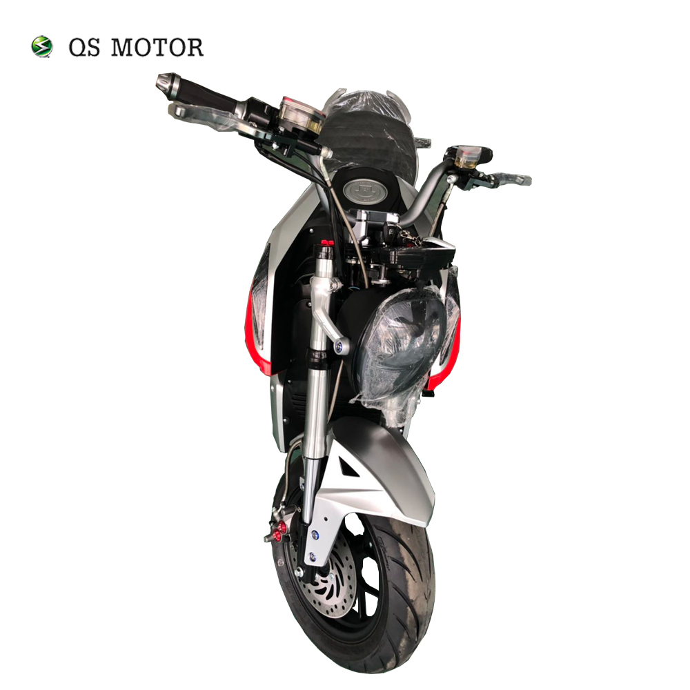 QS Motor 72V 100kph High Power Adult OEM-V1 Electric Motorcycle Motorbike With CAN BUS