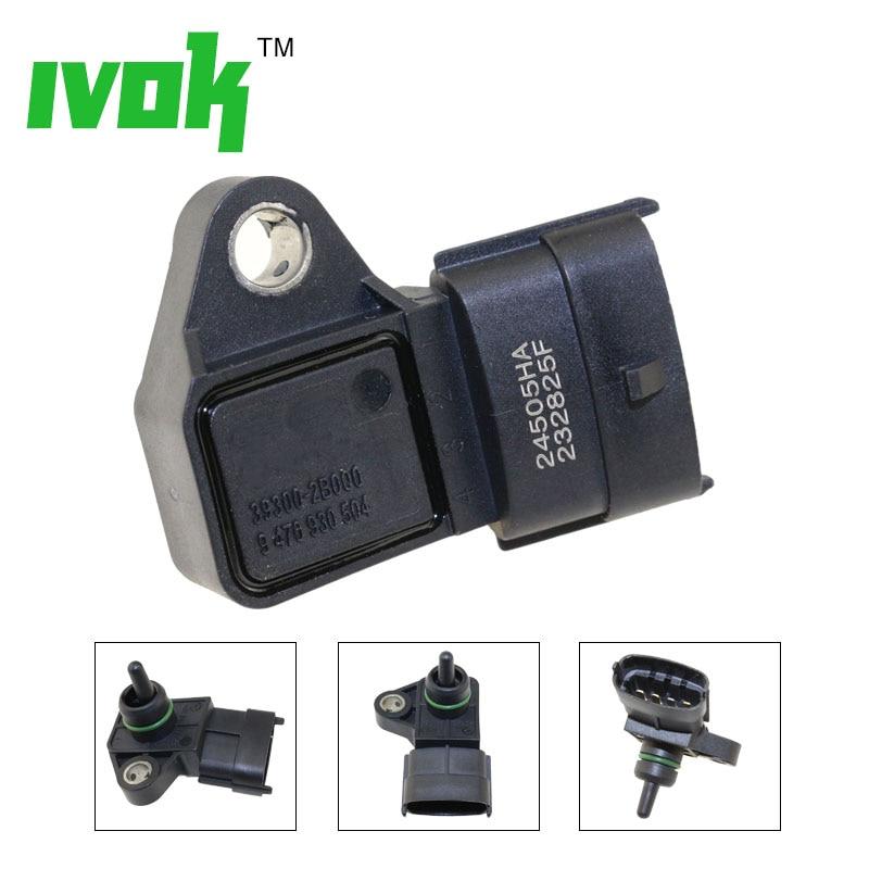OEM   Exhaust Differential  Pressure Sensor  for Kia Hyundai //KIA  2008~2015