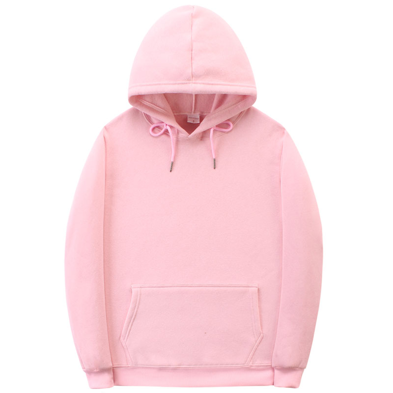 Fashion streetwear Hoodie Sweatshirt Multiple Colour Men Women Hoodies Pullover 8