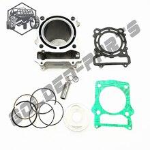 цена на KUOQIAN HISUN Parts HS500cc HS 500 Cylinder Assy Piston Kit Rings For Hisun 500cc HS500 ATV UTV Parts High Quality