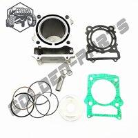 Piezas HISUN HS 500  conjunto de cilindros  anillos de pistón para Hisun 500cc HS500 ATV  piezas UTV