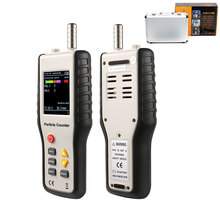 PM2.5 PM10 Detector Gas Analyzer Temperature Humidity Meter Particle Dust Laser Thermometer Hygrometer 4 in 1 Multi Air Monitor цена и фото