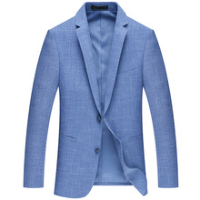 Zogaa 2019 New Fashion Spring Autumn Mens Casual Suit Korean Version Self-cultivation Small Smart Slim Suits