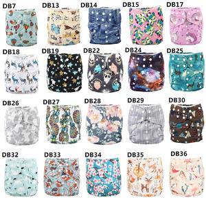 Image 5 - [Sigzagor] couche culotte en tissu, couche culotte et poche, en micropolaire, réutilisable, lavable, pour bébés et tout petits, 3 pièces, 2 à 7 ans