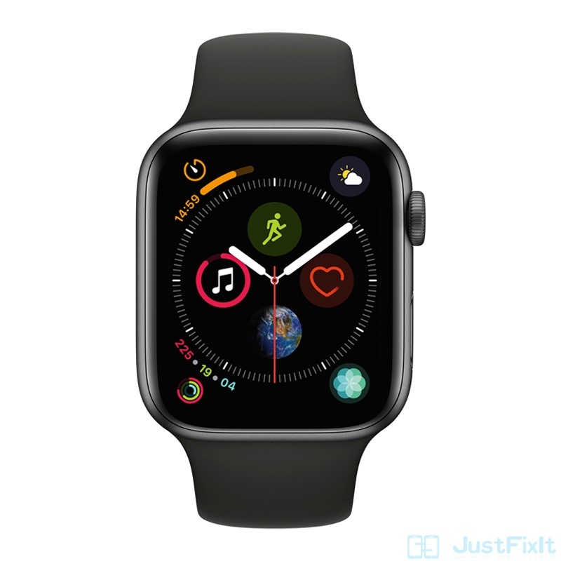 Top SaleApple Watch Activity Track-Workout 2-Heart-Rate-Sensor iPhone 4-Series Sportband 44mm