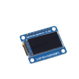 10PCS/LOT 0.96 inch 8P SPI HD 65K Full Color LCD Module ST7735 Drive IC 80*160 TFT
