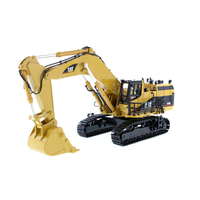 Diecast Masters #85098 1/50 Scale Caterpillar 5110B Excavator Vehicle CAT Engineering Truck Model Cars Gift Toys