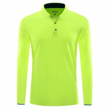 Koszule golfowe dla mężczyzn kobiet pol o T Shirt oddychające koszulki Running Slim dopasowane koszulki Tees Sport Fitness Gym golf tenis t-shirty tanie i dobre opinie JUNJIAN Pełna COTTON Poliester Pasuje prawda na wymiar weź swój normalny rozmiar Anty-pilling Anti-shrink Szybkie suche