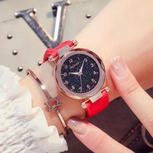 Reloj Mens Women Quartz Waterproof Watches Horology Leather Strap Casual Ladies Watch Fashion Student Wristwatch Horloge Relojes