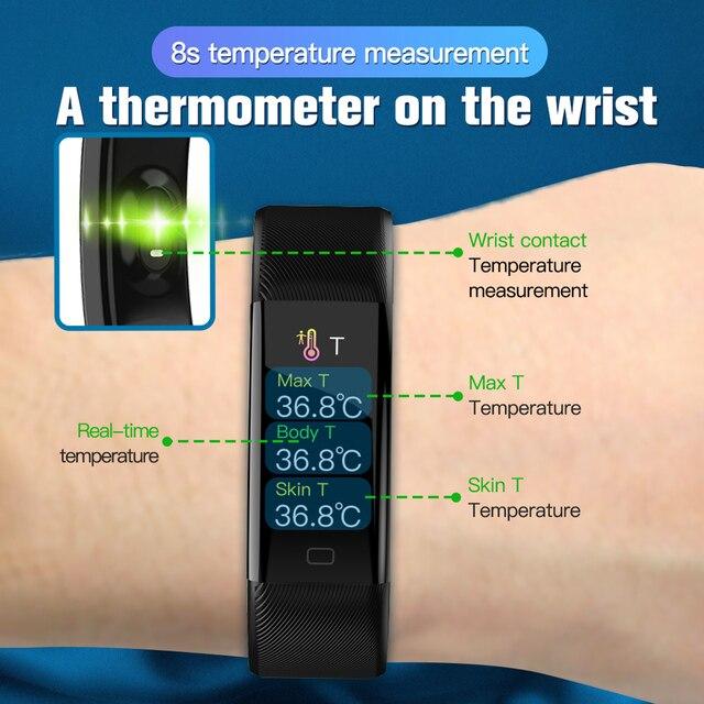 Smart Watch Fitness Smart Wristband Men/Women  4