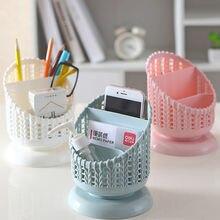 Простой и креативный Плетеный ажурный пластиковый держатель