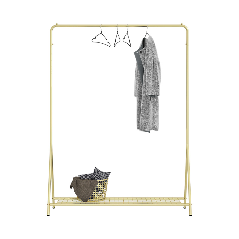 Designer Brand Nordic Ins Cloakhang Hanger Bedroom Clothing Store Display Rack