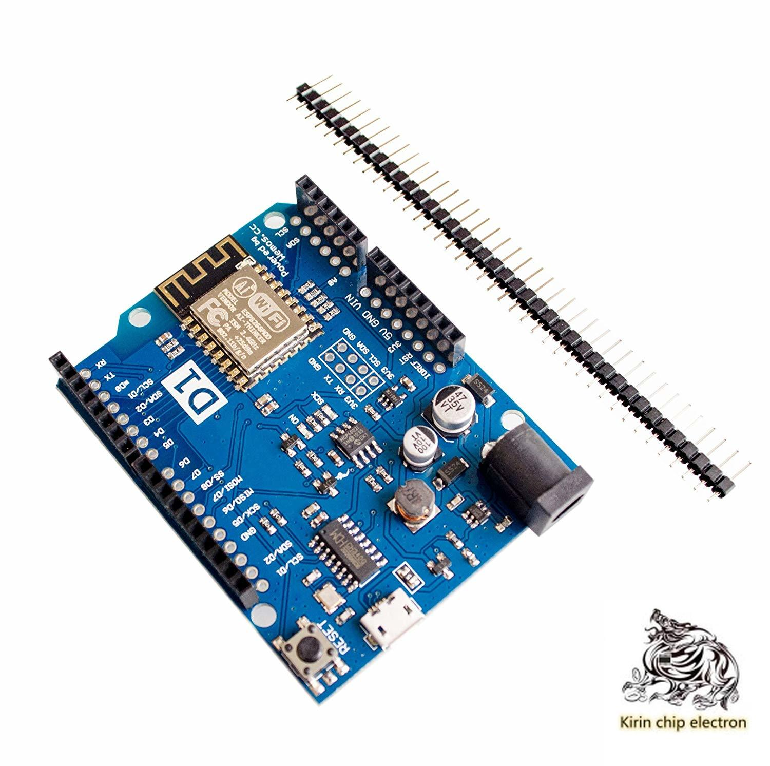 2 PCS/LOT Upgrade Version WeMos D1R2 WiFi UNO Development Board Based On ESP8266