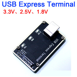 Image 1 - USB اكسبرس محطة عالية السرعة محطة COM نقل الجهد: 3.3 فولت ، 2.5 فولت ، 1.8 فولت متوافق PC3000 و MRT