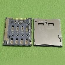 2PCS Micro Sim Card Reader Socket Connector для ASUS Fonepad8 K004 K012 FE380CG FE8030CX Fonepad 7 FE7010CG K016 ME170 ME170C