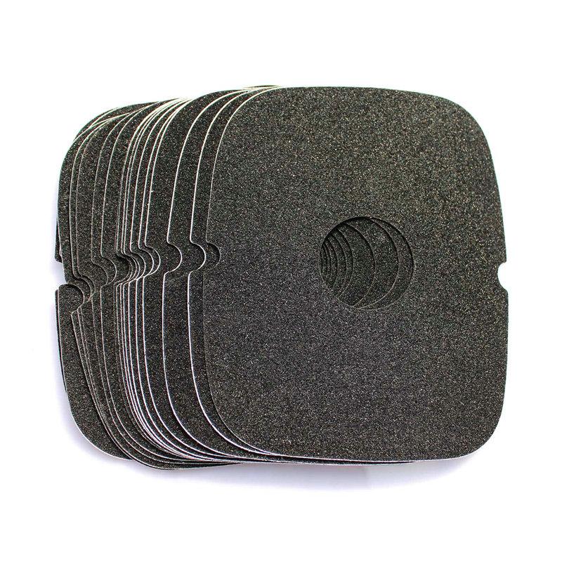 Drift Board Sandpaper Anti-skid Diamond Paper Coarse Fine Sandpaper Maple Board Metal Board General Grip Tapes