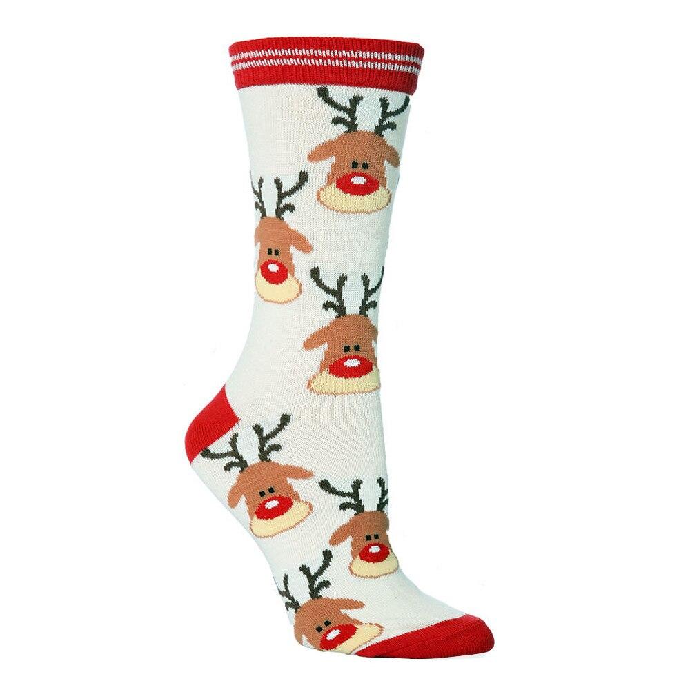 Unisex Christmas Socks Casual Cute Cartoon Thickness Stockings Sleeping Socks Funny Socks Calcetines Mujer носки женские