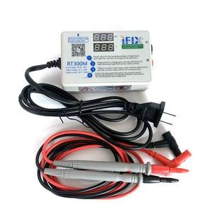 RT300M Upgraded version V2.0 90W 0-300V Smart LED backlight tester LCD TV LED backlight strip lamp test tool with Tester Pens(China)