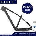 2020 Новинка BXT полностью углеродная mtb рама 27 5 er cadre carbone t800 рама карбоновая для горного велосипеда 27 5 супер легкая велосипедная Рама