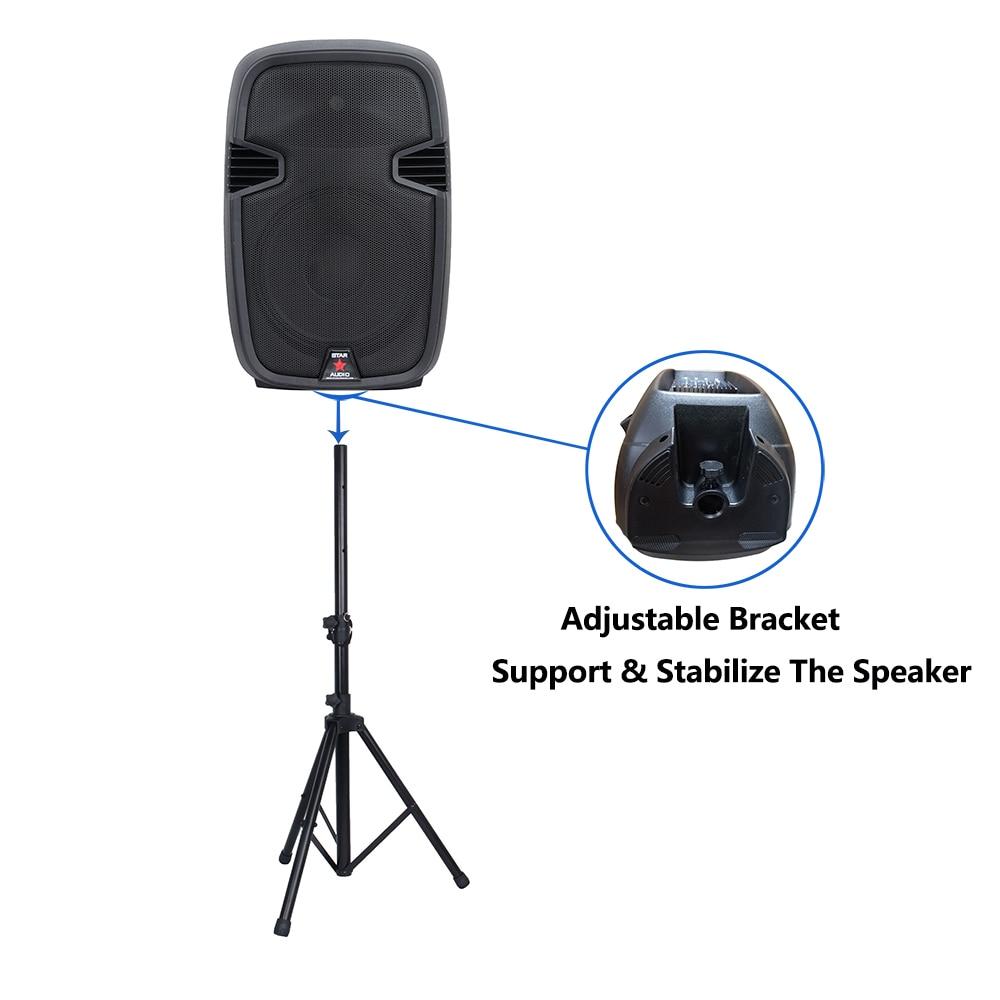 2x audio speakers