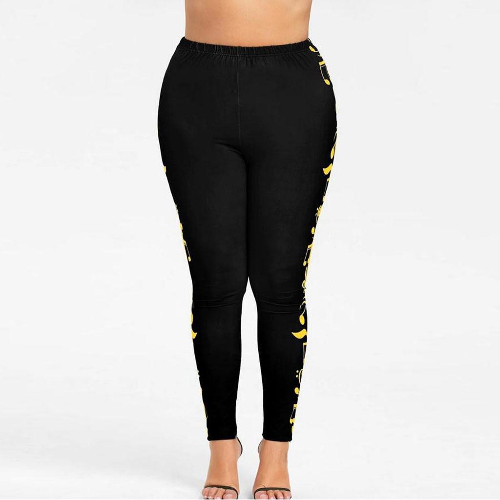 XL-5XL leggins mujer leggings fitness feminina legging legins plus size women workout leggings calzas mujer High Waist Plus Size 10