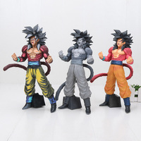 32cm Dragon Ball GT Super Saiyan 4 Son Goku Super Master Stars Piece SMSP SS4 PVC Action Figure Toys Dragon Ball Z Figure