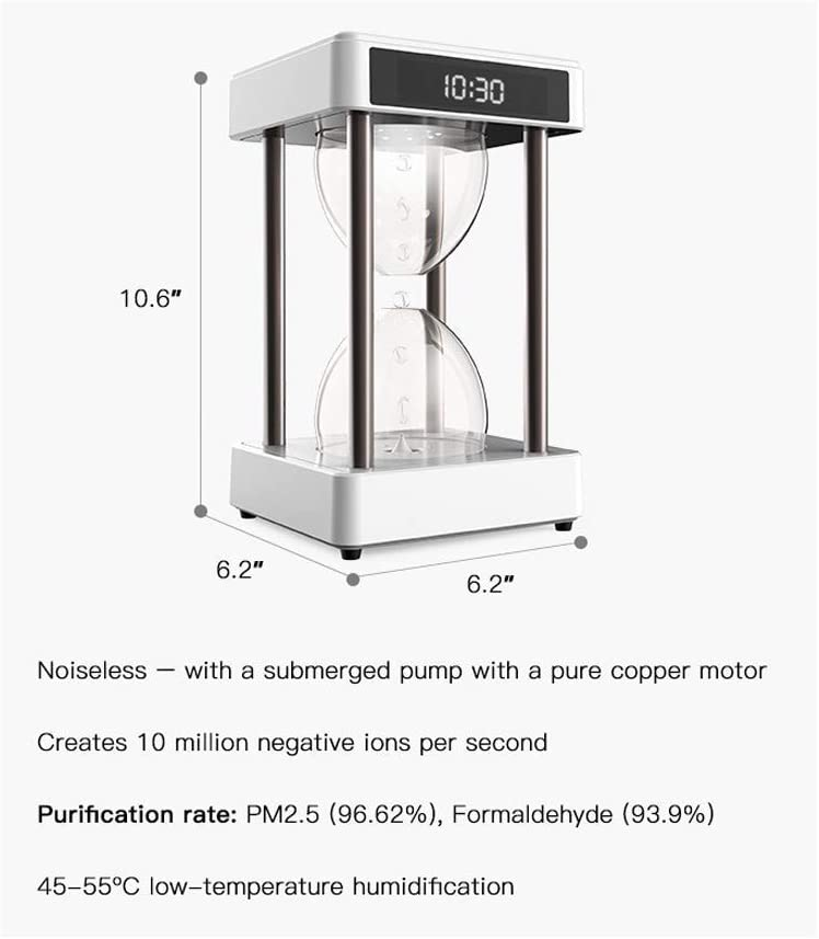 Anti Gravity Lamp