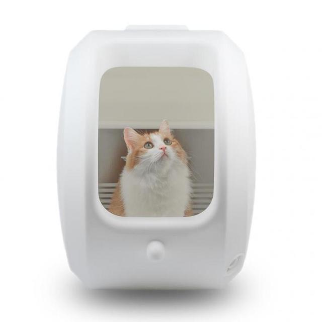 iNFluffy Automatic Cat Litter Box   1