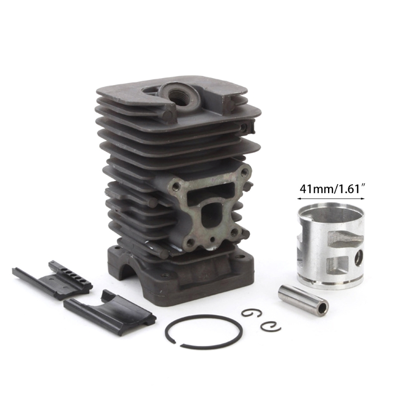 CS370 For 7 Chainsaw CS360T CS420T 41mm Piston CS360 7 Mac CS400 Mac Mac 40 7 38 McCulloch CS330 42 CS42S Kit CS400T Cylinder